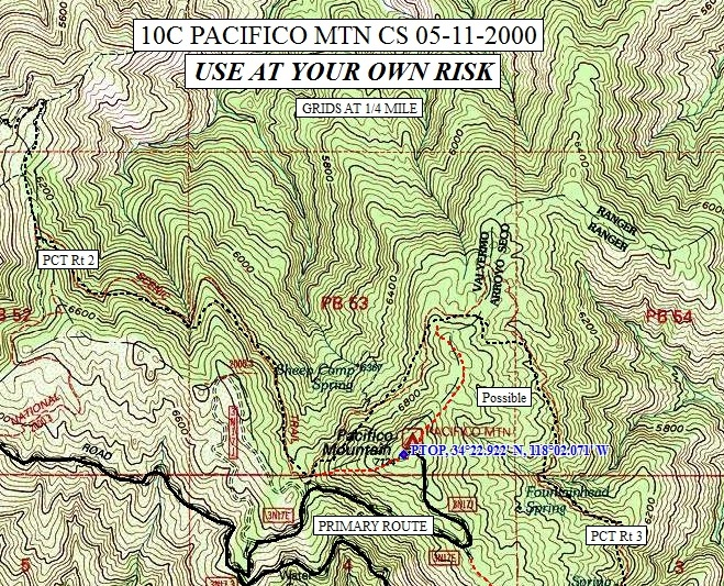 Pacifico Mountain